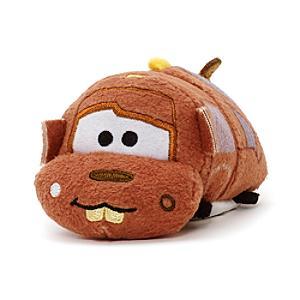 Mater Tsum Tsum Mini Soft Toy Disney Pixar Cars 3