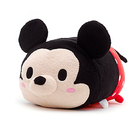 Peluche Tsum Tsum de taille moyenne Mickey Mouse
