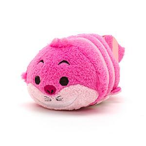 Läs mer om Cheshirekatten Tsum Tsum litet gosedjur, Alice i Underlandet