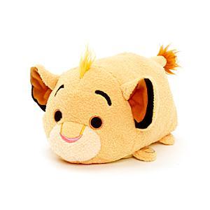 Läs mer om Simba Tsum Tsum gosedjur med speldosa, Lejonkungen