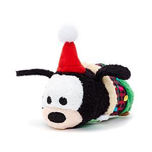 Image of Mini peluche Tsum Tsum natalizio Pippo