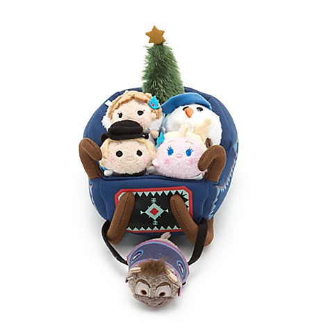 Collection Micro tsum tsum de la reine des neiges
