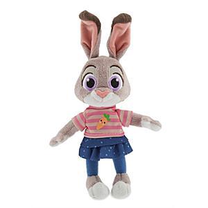 Läs mer om Zootropolis baby Judy Hopps gosedjur