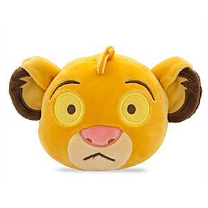 Läs mer om Simba emoji-gosedjur 10cm, Lejonkungen