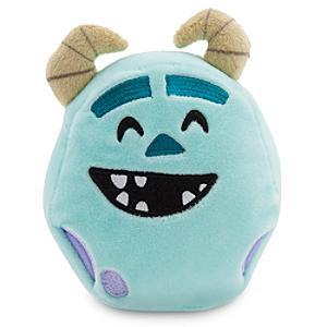 Läs mer om Sulley emoji gosedjur - 4, Monsters, Inc.