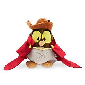 Läs mer om Uggla litet gosedjur, Törnrosa, Disney Animators Collection