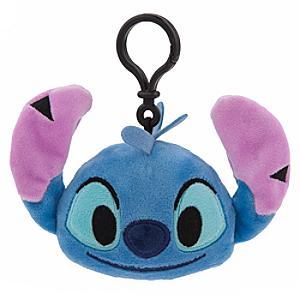 Läs mer om Disney Emoji Stitch mjuk nyckelring