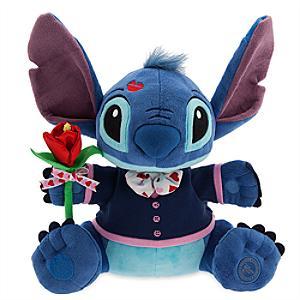 Läs mer om Stitch Alla hjärtans dag-gosedjur