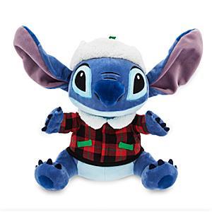Läs mer om Stitch medelstort gosedjur, Share the Magic