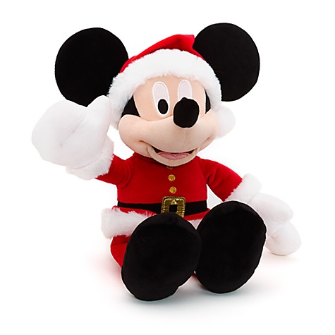 Peluche Mickey mouse de taille moyenne, share the magic