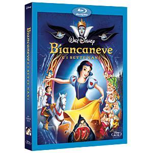 Image of Biancaneve e i sette nani - Blu-Ray
