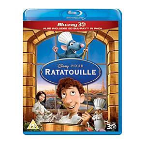 Ratatouille 3D Bluray