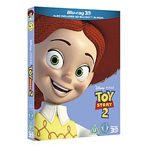 Toy Story 2 3D Bluray DVD