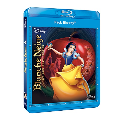 Blu-ray Blanche Neige