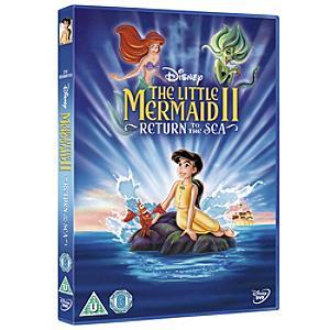The Little Mermaid II Return to the Sea DVD