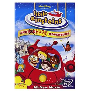 Little Einsteins Our Huge Adventure DVD