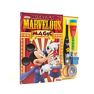 mickey-marvellous-magic-book