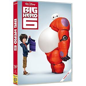 Läs mer om Big Hero 6 DVD