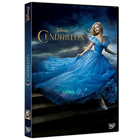 DVD Cendrillon