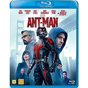 Läs mer om Ant-Man Blu-Ray