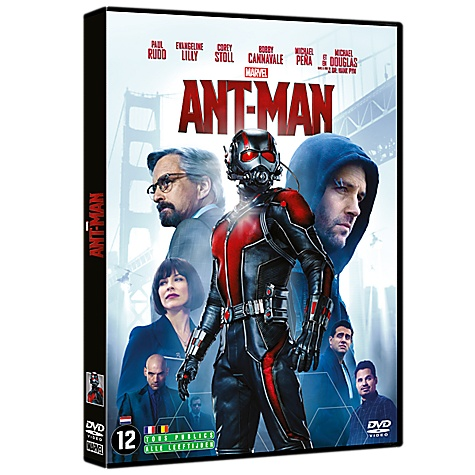 DVD Ant-Man