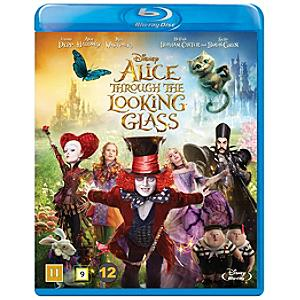 Läs mer om Alice Through The Looking Glass Blu-ray