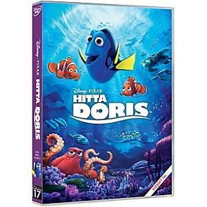 Läs mer om Hitta Doris DVD