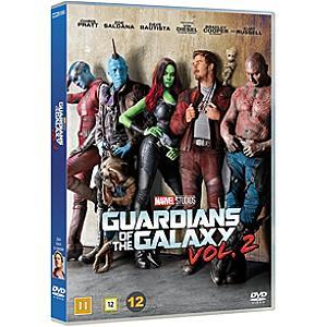 Läs mer om Guardians of the Galaxy Vol. 2 DVD