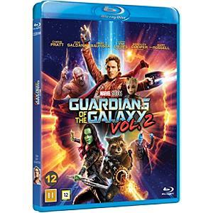 Läs mer om Guardians of the Galaxy Vol. 2 Blu-ray