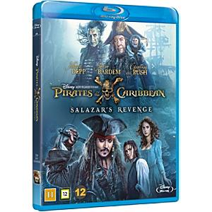 Läs mer om Pirates of the Caribbean: Salazars Revenge Blu-ray