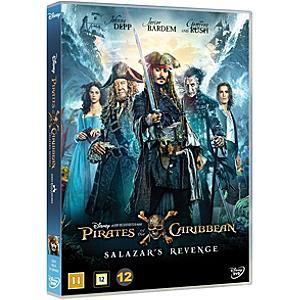 Läs mer om Pirates of the Caribbean: Salazars Revenge DVD