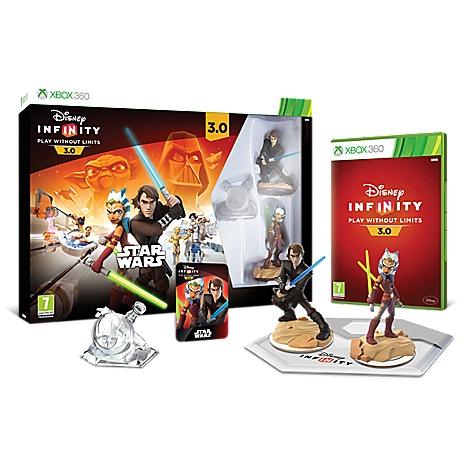 Pack de démarrage XBOX 360, Disney INFINITY 3.0 : Star Wars