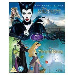 Maleficent Sleeping Beauty BD Set
