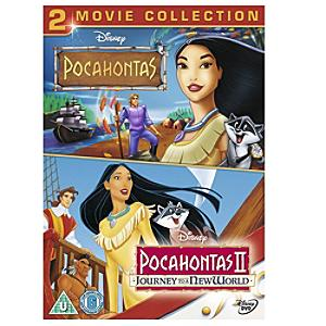 pocahontas-pocahontas-2-dvd