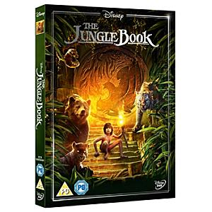 The Jungle Book  Live Action DVD
