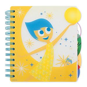 Läs mer om Inside Out dagbok
