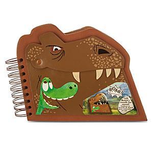 Läs mer om Den gode dinosaurien Butch stansad anteckningsbok