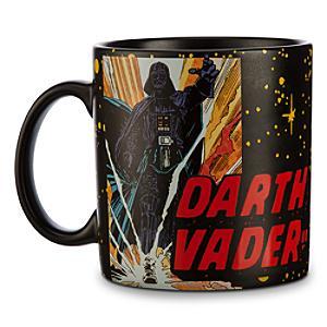 Läs mer om Star Wars seriemugg, Darth Vader
