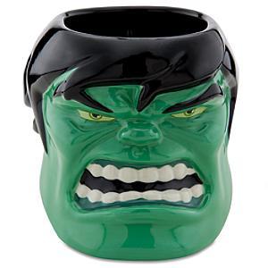 Läs mer om Marvel Hulken 3D-mugg