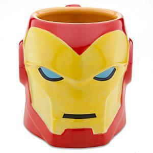 Läs mer om Marvel Iron Man 3D-mugg
