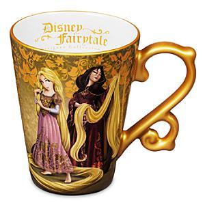 Läs mer om Rapunzel och Mor Gothel mugg, Disney Fairytale Designer Collection