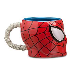 Läs mer om Spiderman 3D-mugg