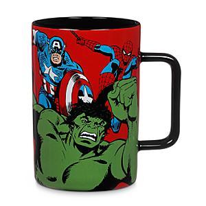 Läs mer om Marvel mugg, röd