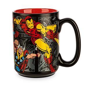 Läs mer om Marvel mugg, svart