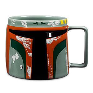 Läs mer om Star Wars figurmugg, Boba Fett