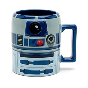 Läs mer om Star Wars figurmugg, R2-D2