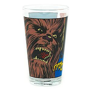 Läs mer om Star Wars dricksglas, Chewbacca