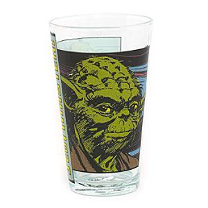 Läs mer om Star Wars dricksglas, Yoda