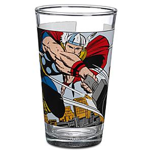 Läs mer om Marvel dricksglas av glas, Thor