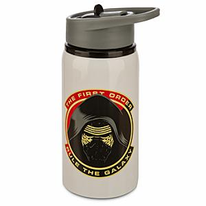 Läs mer om Star Wars Kylo Ren flaska i rostfritt stål